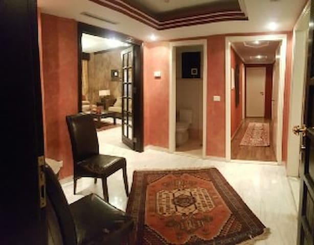 Furnished apartment for rent - Almajal Community - Aalay - Apartamento