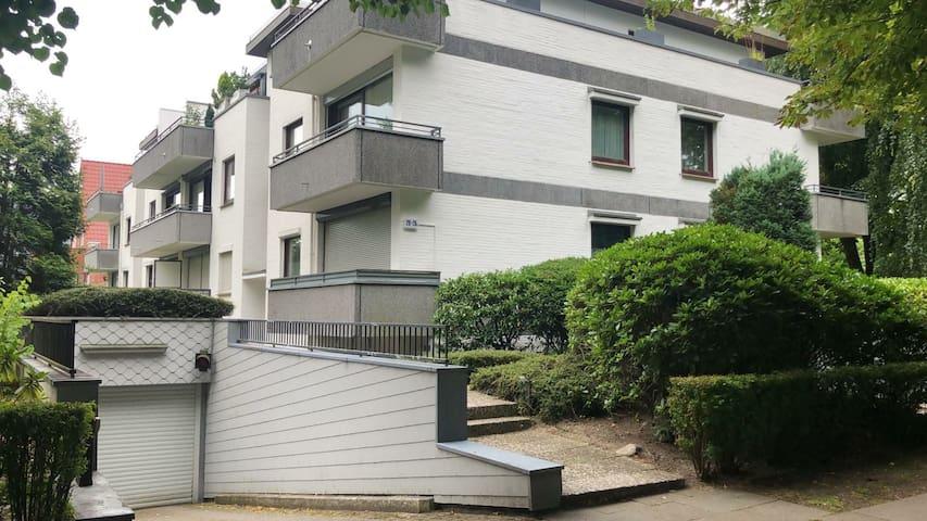 Hamburg,wunderschön Privatzimmer mit bequemen Bett
