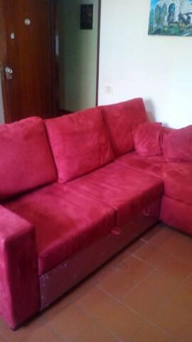 double-sofà