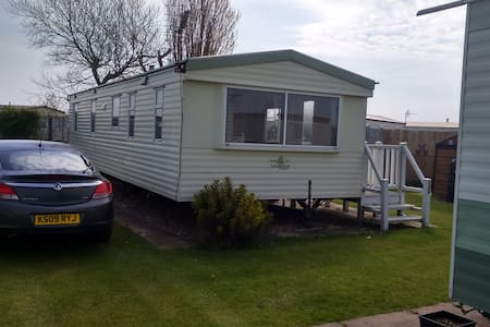 3 bedroom caravan for hire - Chapel Saint Leonards - Inny