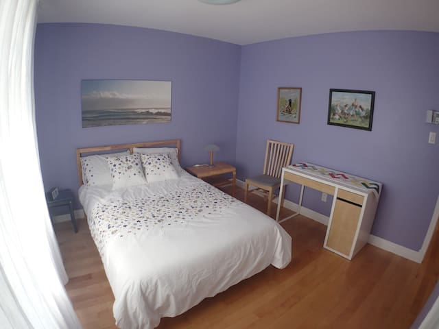 Cozy and Comfortable Double Room - Pointe-Claire