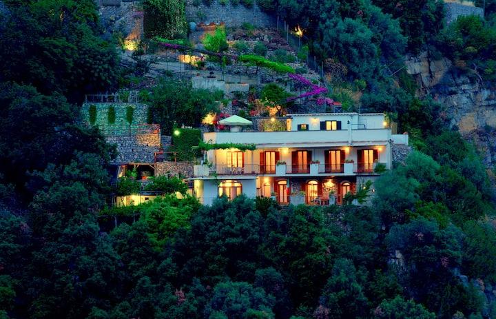 Villa Punta del Sole Positano Italy