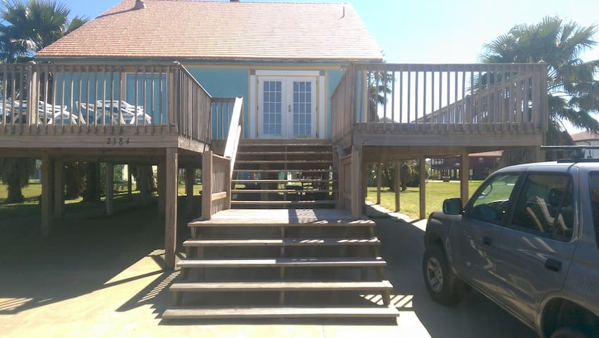 Bolivar, Crystal Beach House - Bolivar Peninsula - 단독주택
