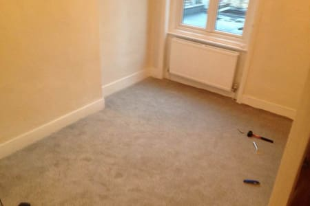 Large, bright room with double bed, TV, WiFi.... - Londyn