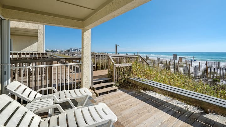 1st Floor Condo with Quick and Easy Beach Access & Unsurpassed Gulf Views - Eastern Shores 101