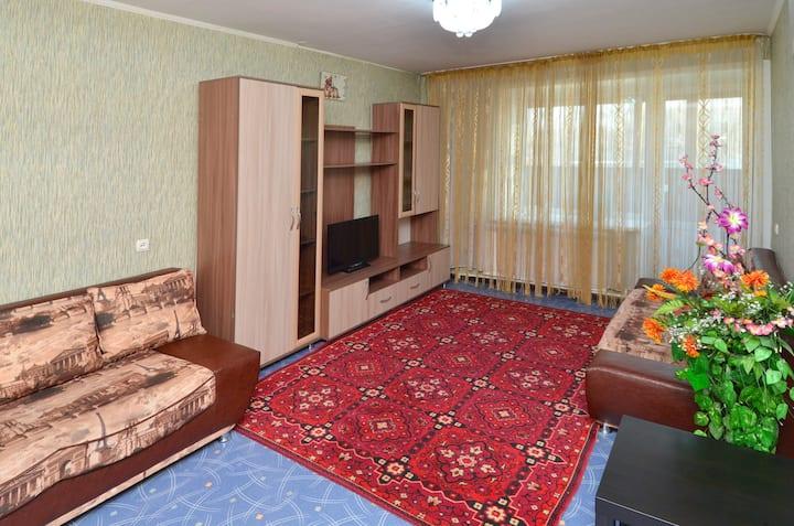 1 комнатные апартаменты на Садуакасова 24