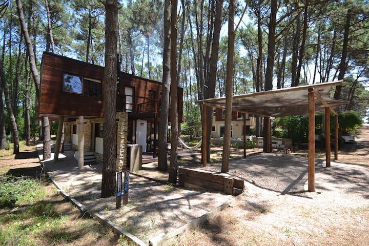 cabañas aitonak 2 - Mar Azul - Cabin
