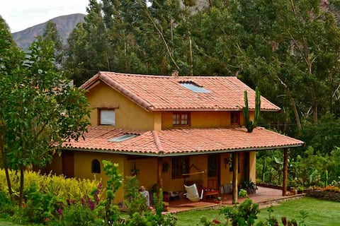 Inyan: Natural Villa, Sacred valley of the Incas.