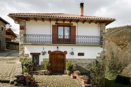 Pirineo navarro. 1 o 2 Hab+baño, con desayuno - Ibilcieta - Rumah