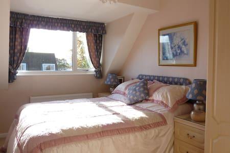 Double bedroom - Llandudno Junction - Appartement