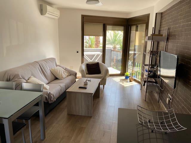 Apartamento reformado y cómodo para tus vacaciones