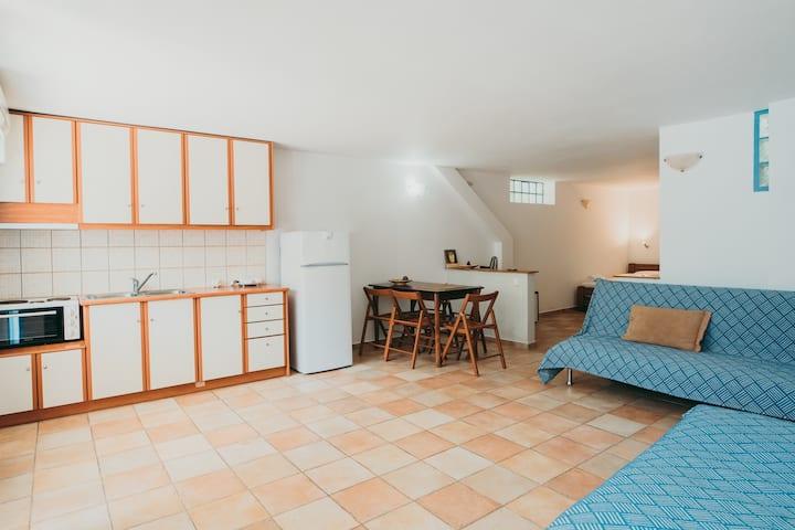 Spacious apartment in Lefkada-Agios Nikitas