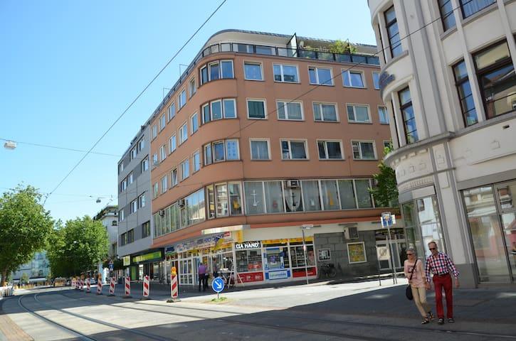 Mitten im Centrum Braunschweig