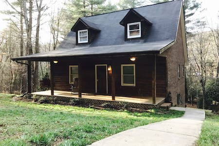 Pisgah Adventure Cottage - Pisgah Forest