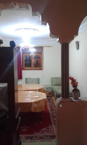 apart bach - Tiznit - Apartament