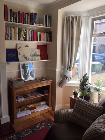 A cosy single room/10 min to Oxford Centre