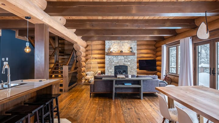 Chalet Lac Sauvage