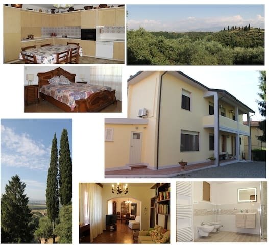 Tuscany Holiday Home - Treggiaia - Huis