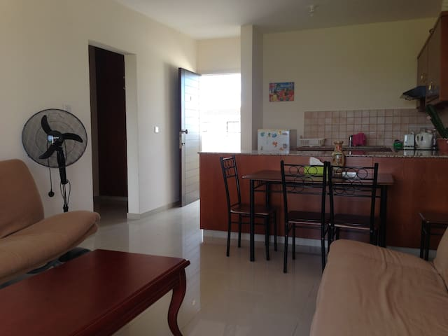 Apartment with sea view near the Airport Larnaca