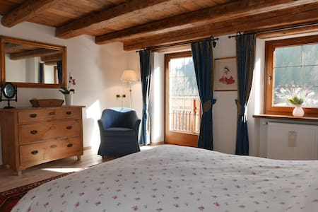 Small mountain B&B in the heart of the Dolomites