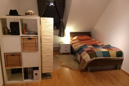 Gemütliche & gepflegte Wohnung in Mannheim Zentrum - Mannheim - Huoneisto