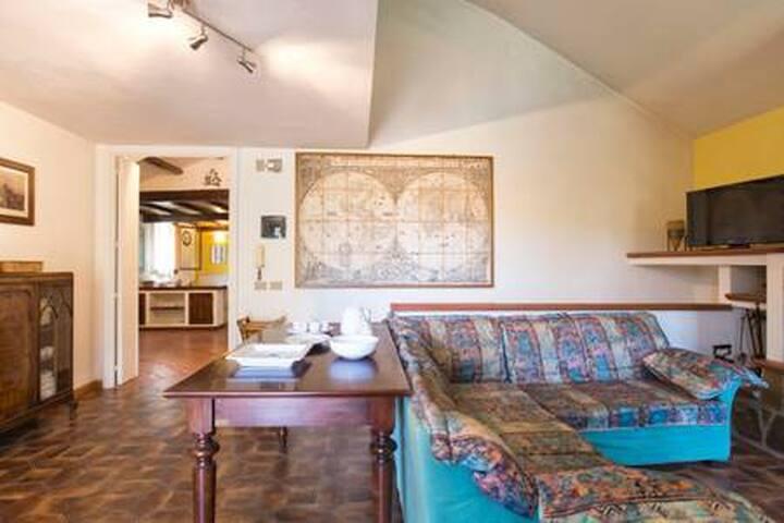 Camere private in villa di campagna ad Alghero