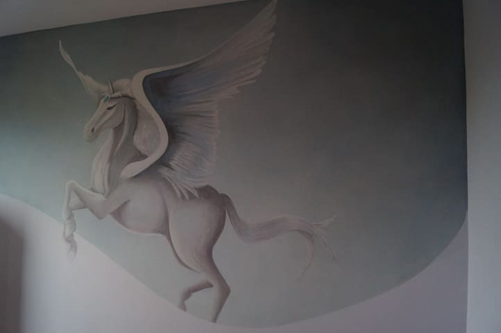 stanza del cavallo - Busseto