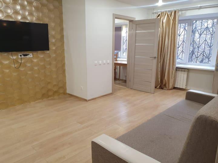 2-комнатная квартира на Белинского