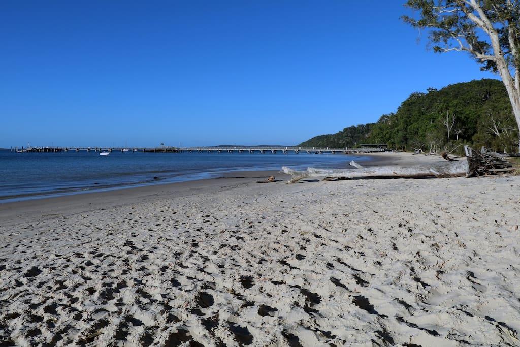 Airbnb Fraser Island