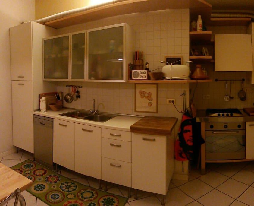 cucina ..