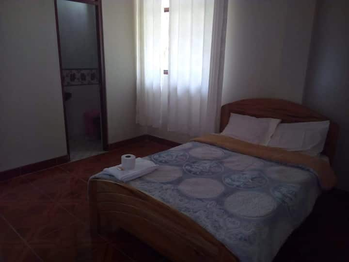 PUENTE DE GOCTA (Habitación Simple)