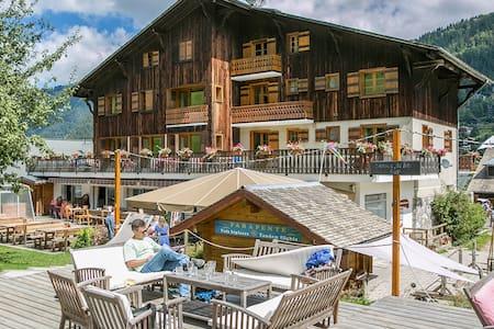 Chambre 18 en ski Hôtel - Morzine - Loft