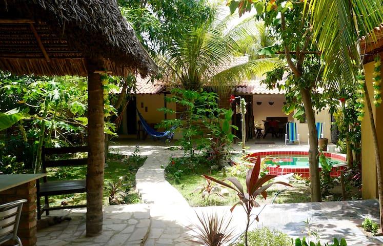 Hostel - Single room - Exotic Island,37 km Maceió