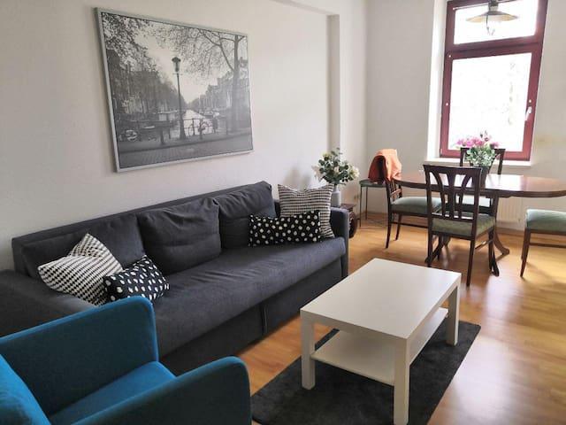 Gemütliche Wohnung in Plagwitz