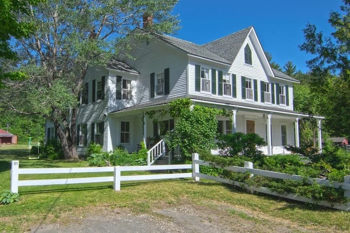 New listing! Pine Brook Farm in the High Peaks