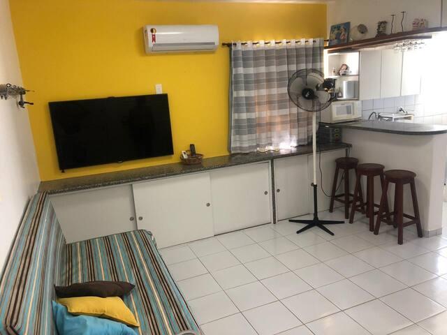 Apartamento na Barra de São Miguel