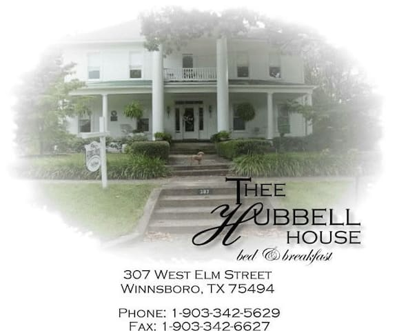 Hubbell House B&B/Red Bud Room w/FREE BREAKFAST