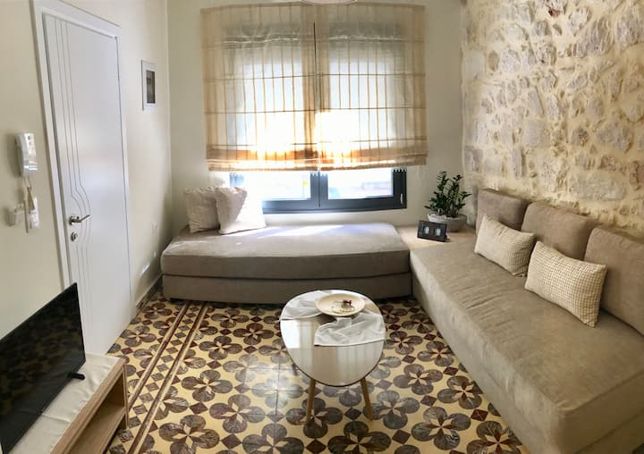 Vintage Apartment in Heraklion Center - En asti #1