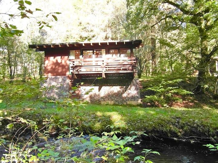 Add-Burnside Lodge, Dalavich, Loch Awe.