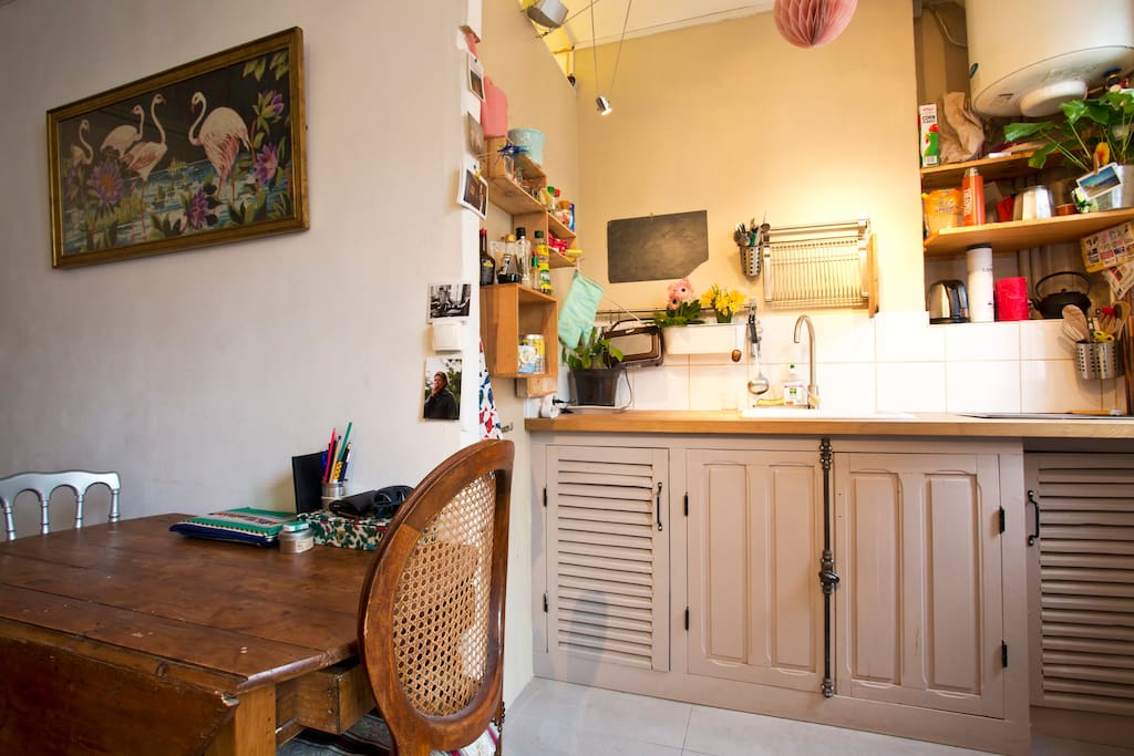 Joli Studio Parisien Appartements Louer Paris Le