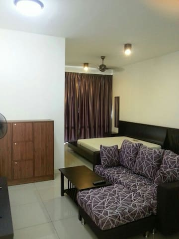 Cosy Studio with fully furnished - Skudai - Apartment