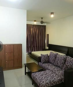 Cosy Studio with fully furnished - Skudai