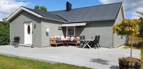 Family cottage in a nice and quiet area in Dalskog