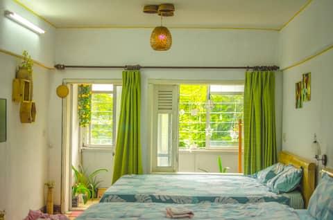 Local Home Hanoi_Family Room w bacony_3' SwordLake