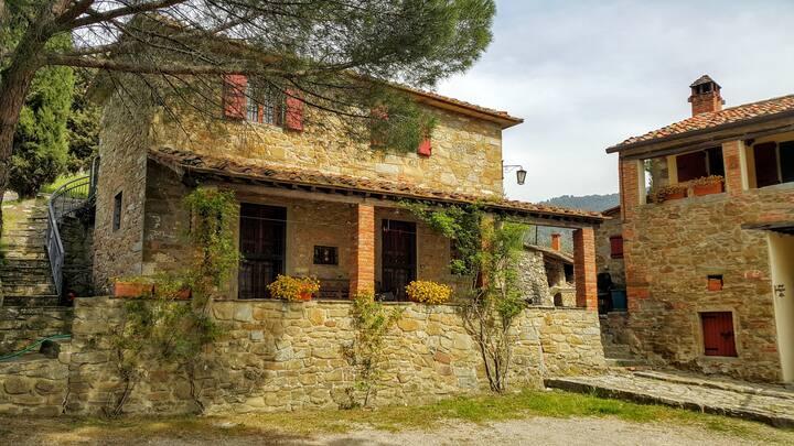 Heaven in Tuscany
