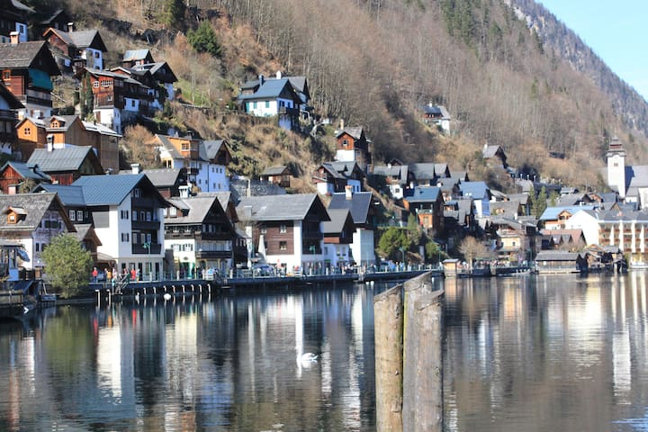 B&B Room for 4 Persons near Hallstatt