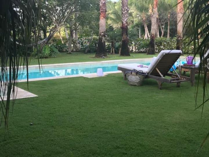 Best Beach Golf Villa Punta Cana Resort