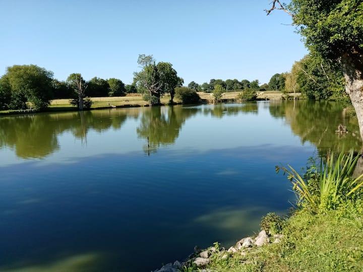Studio 182 pour 2 personnes avec vue sur les lacs