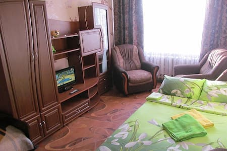 Comfy apartments in centre of city Zhodino