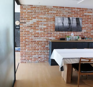* OPEN SALE! * Cozy & Stylish Room Center of Seoul - Jung-gu - Huoneisto